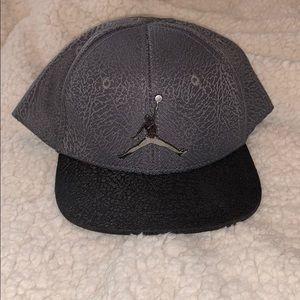 Air Jordan's toddler hat
